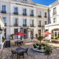 Aigle Noir Hôtel, hôtel à Fontainebleau