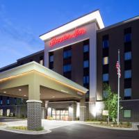 Hampton Inn Minneapolis-Roseville,MN, Hotel in Roseville