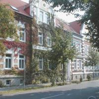 Hotel Zum Goldenen Löwen, hotel in Merseburg