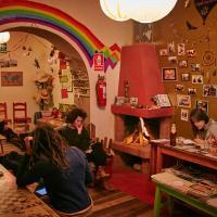 Backpacker La Bo'M, hôtel à Cusco