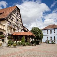 Hotel Brauereigasthof Landwehr-Bräu, hotel in Reichelshofen