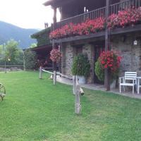 Cal Sadurní, hotel in Planoles