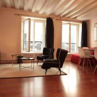 Marché Saint-Germain Apartment