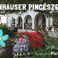Inhauser Pincészet, hotel Somlószőlősön