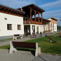 Sportovní areál Horní Počaply, hotel v destinaci Horní Počaply