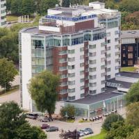 Riga Islande Hotel with FREE Parking, отель в Риге
