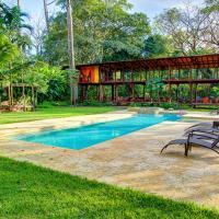 Iguana Lodge Beach Resort and Spa, hotel en Puerto Jiménez