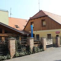 U Anny Šmejdířky, hotel v Nymburku