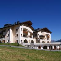Ferienwohnungen Hotel Allegra, hotel in Zuoz