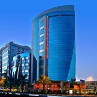 酋長國和睦公寓酒店,杜拜的飯店
