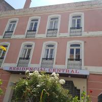 Residencial Central, hotel in Caldas da Rainha