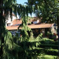 Dwór Barocco – hotel w mieście Reszel