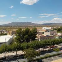 Attic at 91, hotel en El Pinós (Pinoso)
