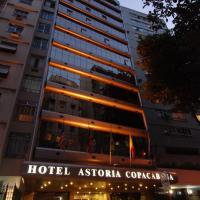Hotel Astoria Copacabana, отель в Рио-де-Жанейро