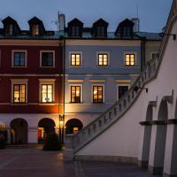 Hotel Arte, hotel in Zamość