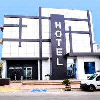 Hotel Villa Ceuti, hôtel à Ceuti