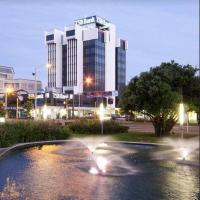 Quality Suites Central Square, hotel in Palmerston North