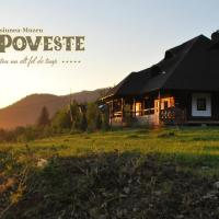 Casa Poveste Pensiunea-Muzeu, hotel in Câmpulung Moldovenesc