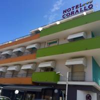 Hotel Corallo, отель в Фано