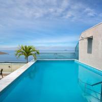 Hotel Atlantico Praia, hotell i Rio de Janeiro