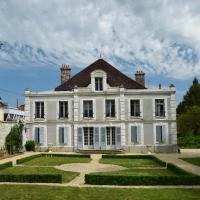 Hotel Particulier La Gobine, hotel in Joigny