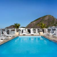 Hotel Atlântico Copacabana, viešbutis Rio de Žaneire