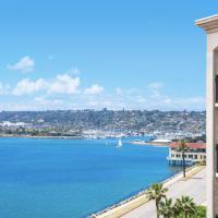 Hilton San Diego Airport/Harbor Island, hotel near San Diego International Airport - SAN, San Diego