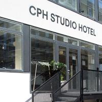 CPH スタジオ ホテル、コペンハーゲンのホテル