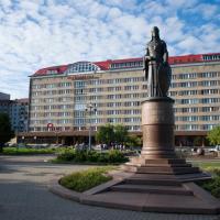 Rizhskaya, hotel in Pskov