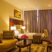 Seashells Millennium Hotel, отель в городе Дар-эс-Салам