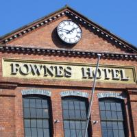 Fownes Hotel, hotel in Worcester