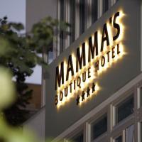 Mamma´s Boutique Hotel, Hotel in Poděbrady
