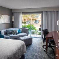 Courtyard by Marriott San Mateo Foster City, hotel in Foster City