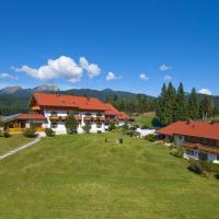Landhotel zum Bad, hotel in Krün
