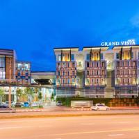 Grand Vista Hotel Chiangrai, hotel in Chiang Rai