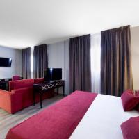Hotel Zentral Parque, hotel en Valladolid