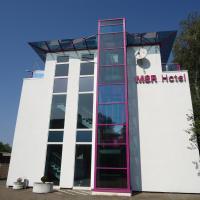 Viesnīca MSR Hotel Hannover Hannoverē