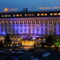 Ramada Plovdiv Trimontium, hotel in Plovdiv