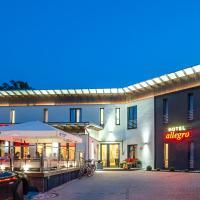 Allegro, отель в городе Хальберштадт