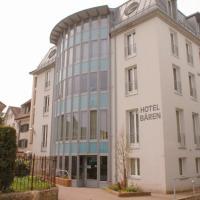 Hotel Bären, отель в городе Лахен