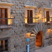 Palacio Carvajal Girón, hotel en Plasencia