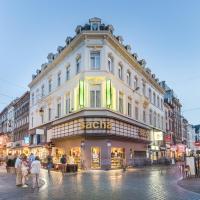 Safestay Brussels, отель в Брюсселе