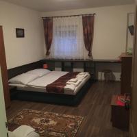 Harry's city MOTEL, hotel v Komárne