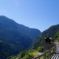 Lieu Secret dans les Alpes Suisses, hotel in Le Trétien