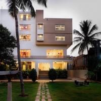 Hotel Priyadarshini Pride, hotel in Hospet