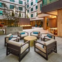 Homewood Suites by Hilton San Diego Downtown/Bayside, hotel in Little Italy, San Diego