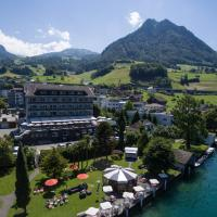 Seerausch Swiss Quality Hotel, hotel in Beckenried