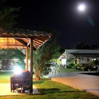Eco Resort Recanto da Natureza, hotel in Mangue Sêco