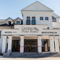 Cztery Pory Roku, hotel in Bielsk Podlaski