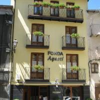 Fonda Agustí, hotel in Esterri d'Àneu